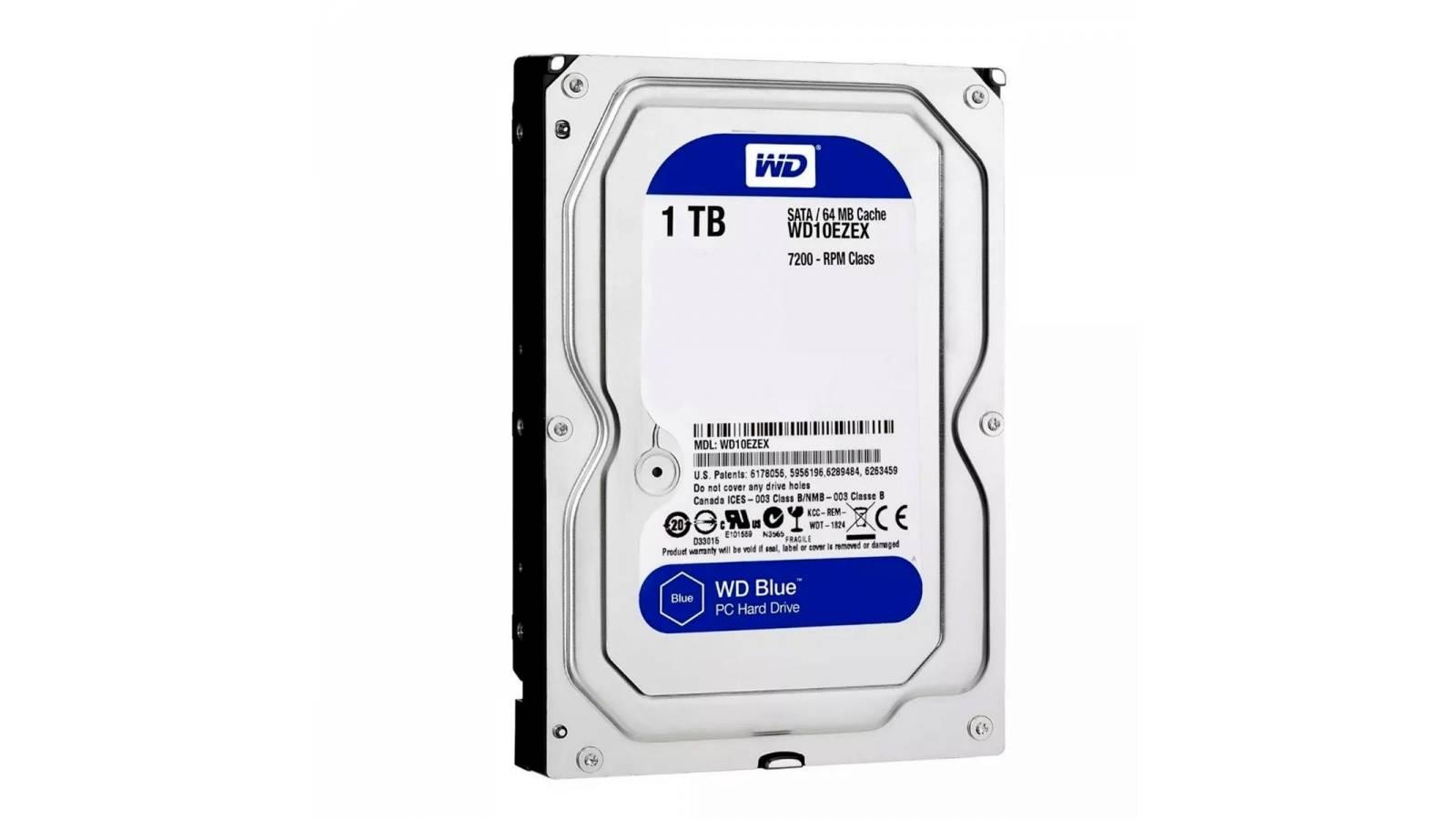 DISCO DURO 1000 GB SATA 3 - Nuevo