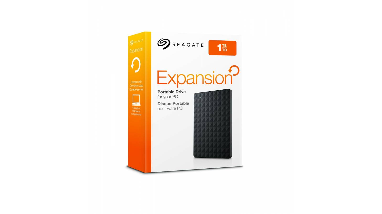 DISCO DURO EXTERNO SEAGATE EXPANSION USB 3.0 1TB