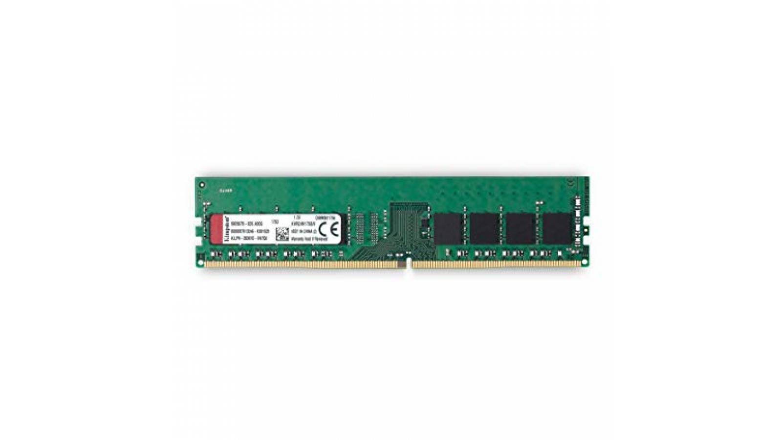 MEMORIA KINGSTON - DDR4 - 8 GB - KVR24N17S8/8 - 2400 MHZ