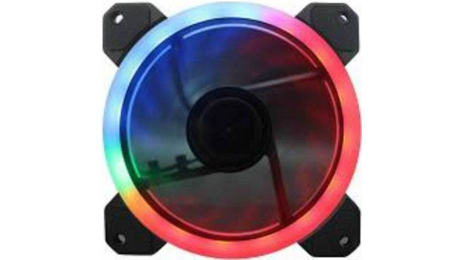 FAN GAMER 12 X 12 LED RGB