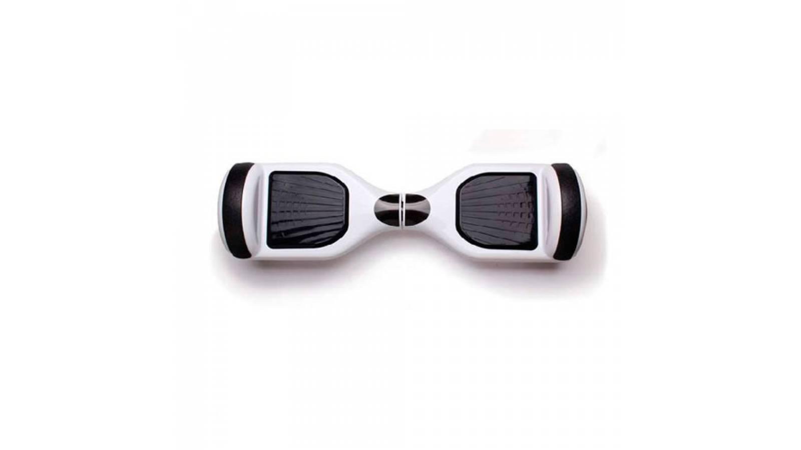 Patineta de Equilibrio con Bluetooth, parlantes, luces