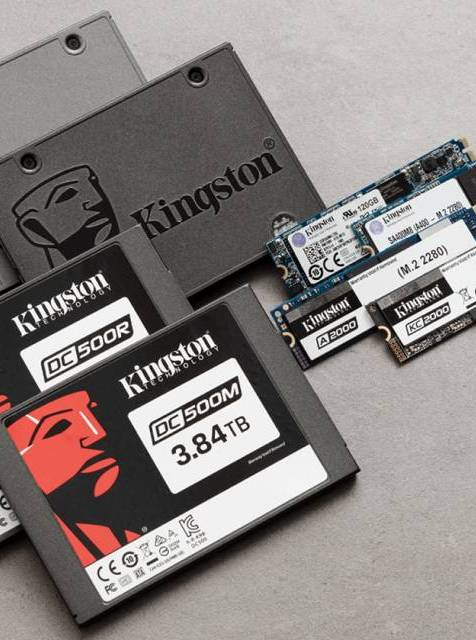 Discos SSD y M2 Kingston