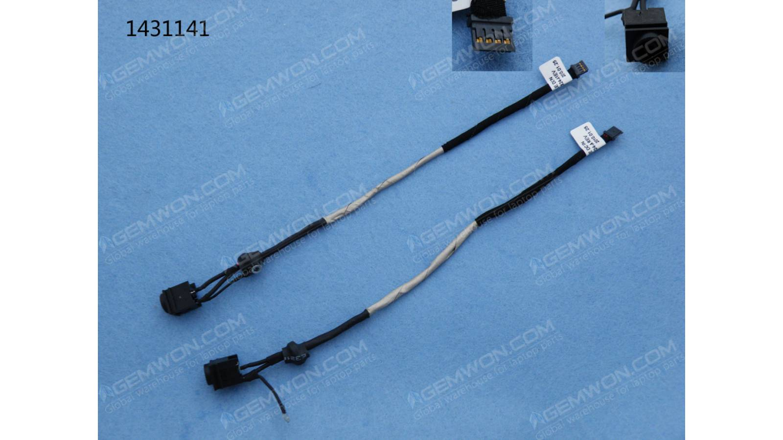 DC JACK POWER SONY VPC-CW M870(WITH CABLE)