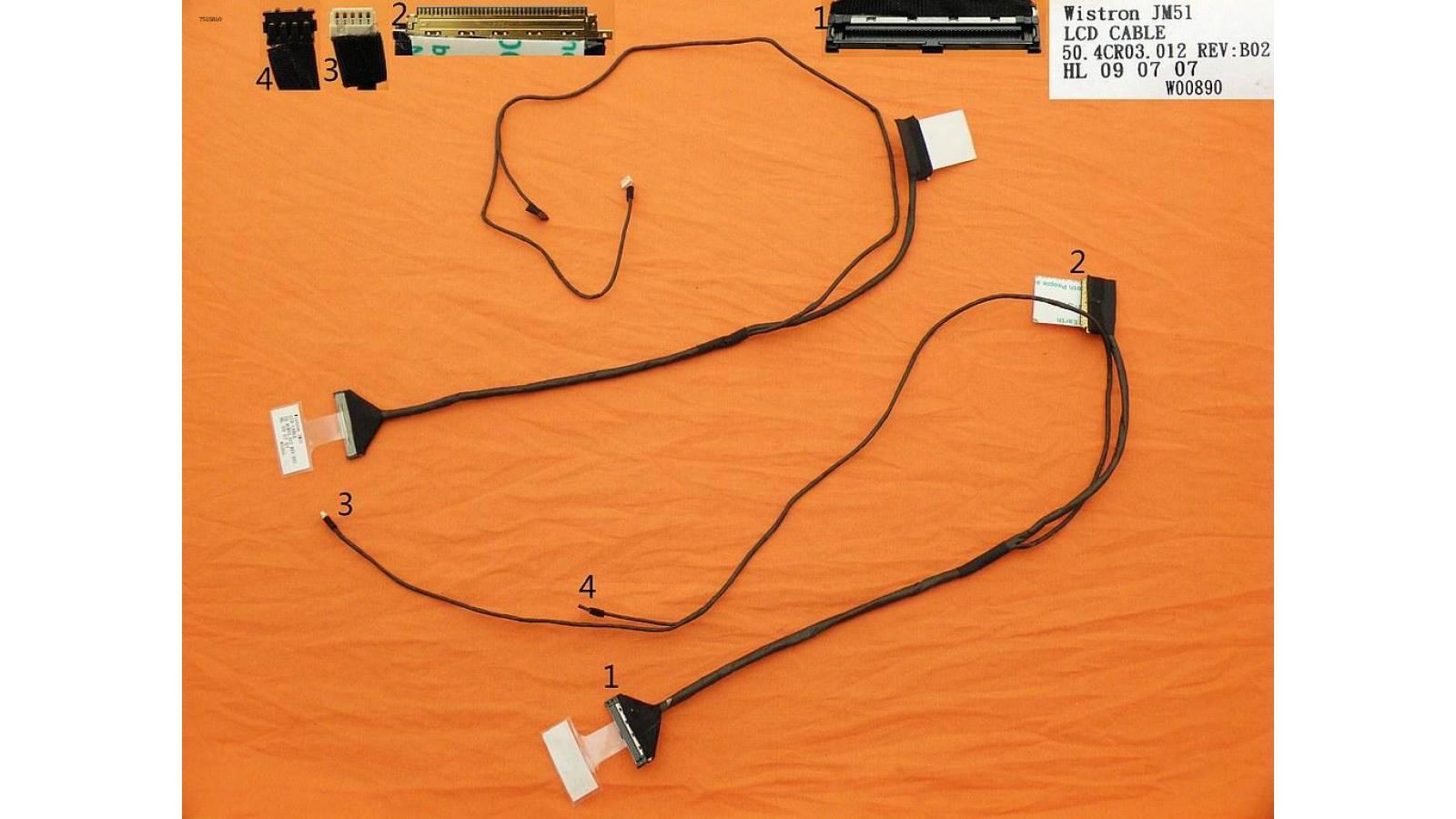 FLEX NOTEBOOK ACER ASPIRE 5810T 5810TZ LED