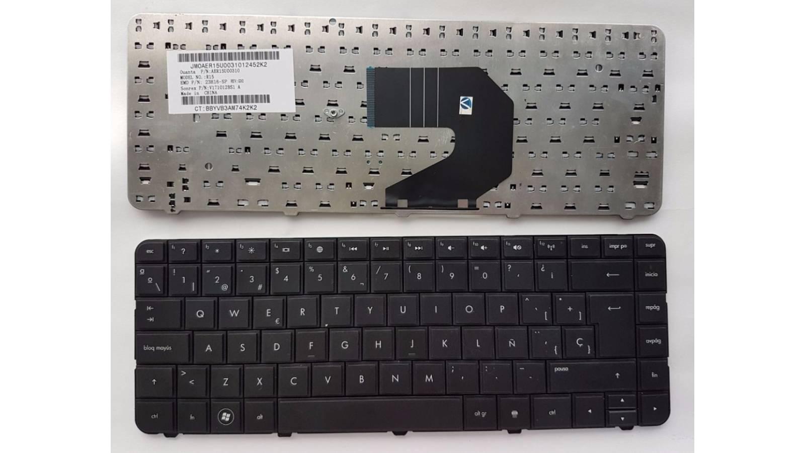 TECLADO NOTEBOOK HP PAVILION G4-1000 G6-1000 CQ43 CQ57 430 630S