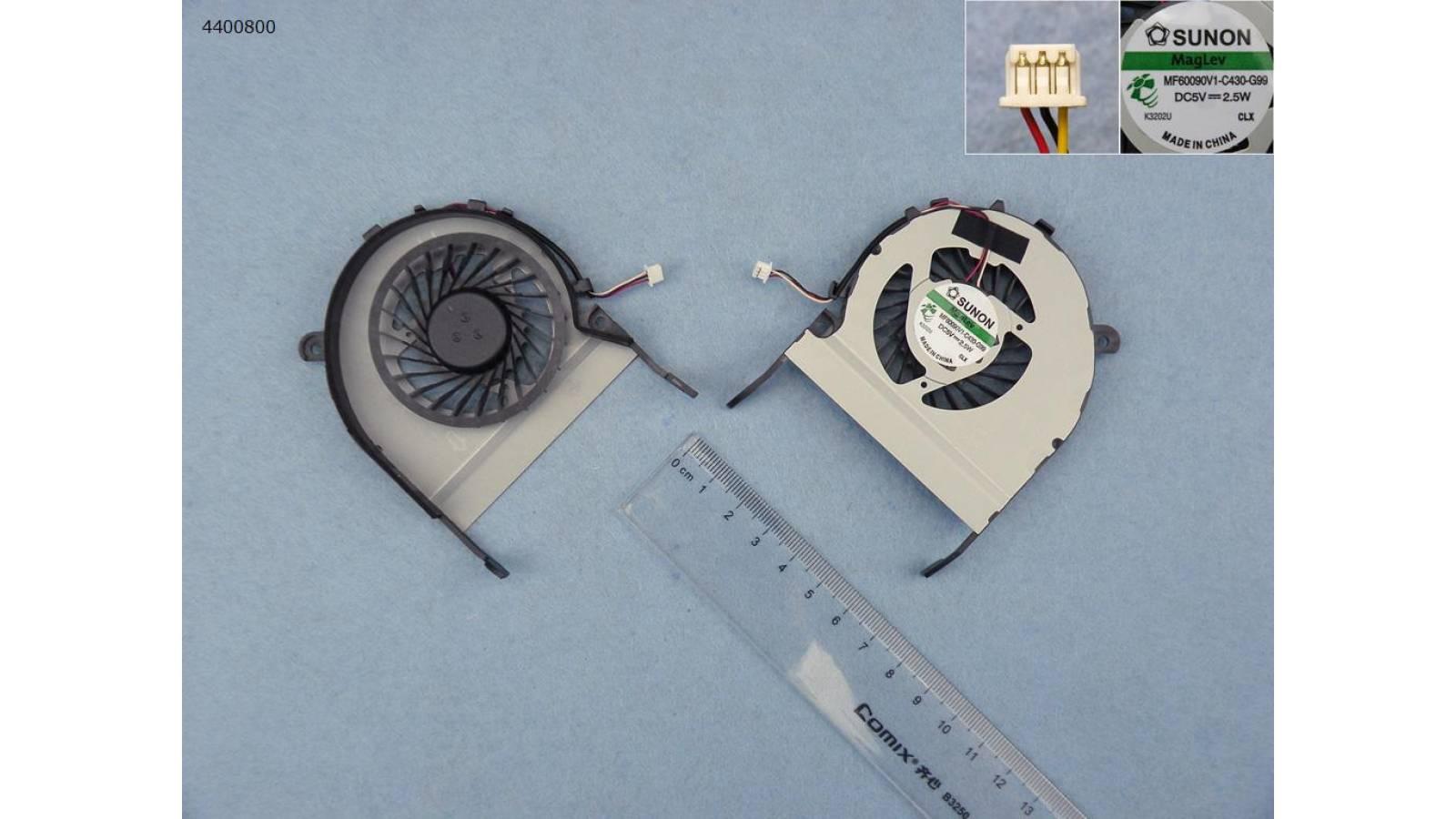 FAN COOLER TOSHIBA L800 L800-S23W L800-S22W