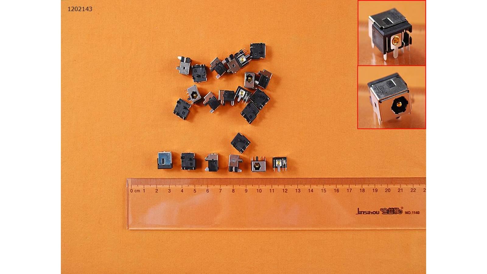 DC JACK POWER HP COMPAQ 610 615 620 625 SERIES