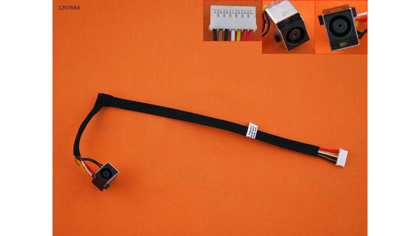 DC JACK  POWER HP PROBOOK 4520S 4525S SERIES(WITH CABLE)