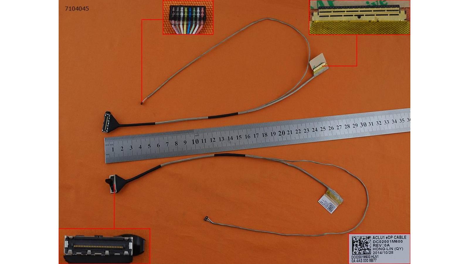 FLEX LENOVO IDEAPAD G40-30 G40-45 G40-75 Z40-45 Z40-70(FOR DISCRETE VI CARD,VERSION 1)