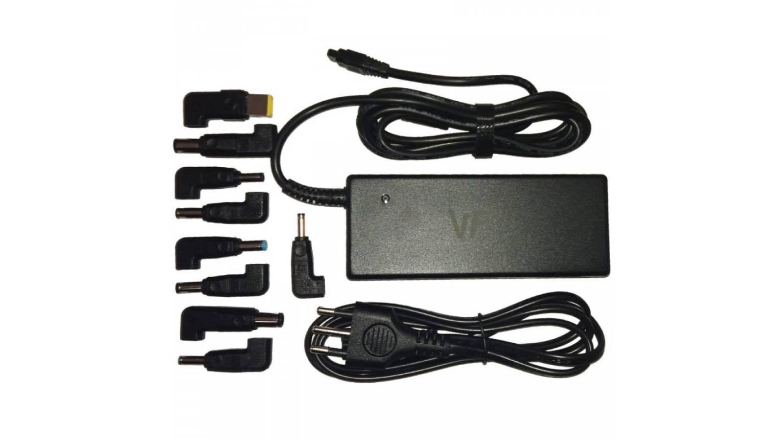 Cargador Notebook Universal 90w -9 puntas