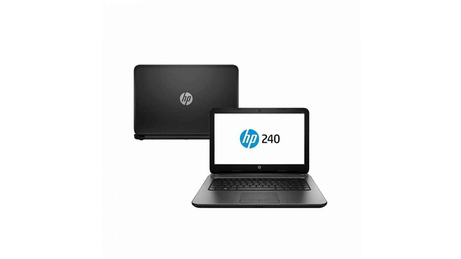 NOTEBOOK HP 240 G7 - I3 8130U- 4GB /1TB /14- FREE DOS