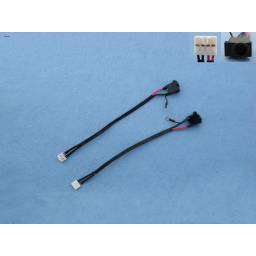 DC JACK POWER SAMSUNG R522 Q320 R520 R620(WITH CABLE)