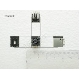 DC JACK POWER DELL INSPIRON: 1150, 1501, 5150, 5160, 6000,