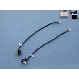 DC JACK POWER  DELL INSPIRON 14R N4010(WITH CABLE)