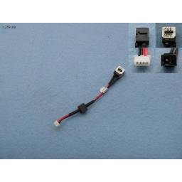 DC JACK POWER  DELL MINI 9(910),10(1010)(WITH CABLE)