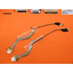 """FLEX NOTEBOOK TOSHIBA A500 A505 16""""(FOR LCD,WITHOUT CAMERA CONNECTOR)"""