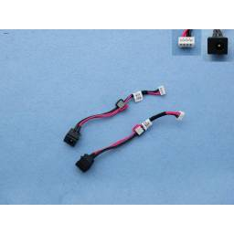 DC JACK POWERTOSHIBA L510 L515(WITH CABLE)