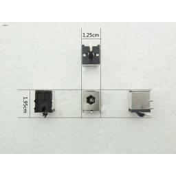 DC JACK POWER TOSHIBA SATELLITE A35 A10 A60 A65 A15 P30