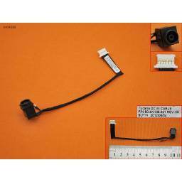 DC JACK POWER SONY VAIO VPCYB SERIES 50.4KK05.021 WITH CABLE