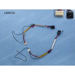 DC JACK POWER  TOSHIBA SATELLITE P300 P305D(WITH CABLE)
