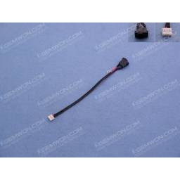 DC JACK POWER SAMSUNG N128 NP-N128 NP-X120 X120 N140(WITH CABLE)