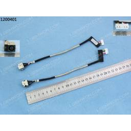 DC JACK POWER HP DV4 SERIES(WITH CABLE)