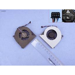 FAN COOLER TOSHIBA SATELLITE C850 C855 C875 C870 L850 L870(4 PIN,VERSION 2)