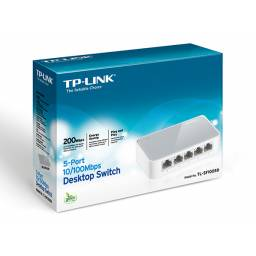 SWITCH 5 BOCAS TP-LINK TL-SF1005D