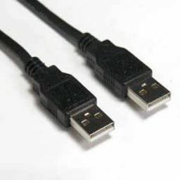 CABLE USB MACHO MACHO 50CM