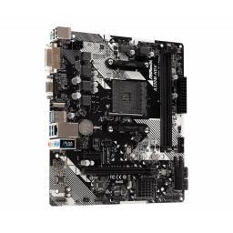 MOTHER AMD ASROCK A320MHDV R4.0 - AM4