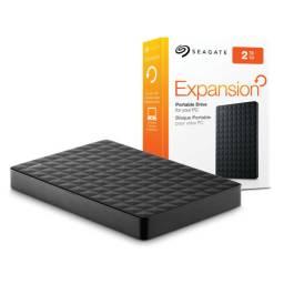 Disco duro externo  2 TB Seagate Expansion STEA2000400