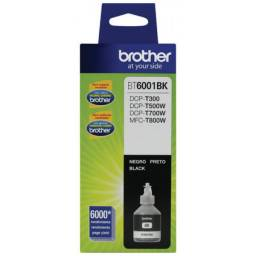 BOTELLA TINTA ORIGINAL BROTHER BT6001BK NEGRO