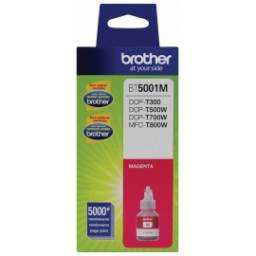 TANQUE TINTA ORIGINAL BROTHER BT5001M-MAGENTA