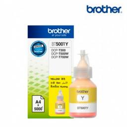 TANQUE TINTA ORIGINAL BROTHER BT5001Y-YELLOW