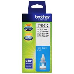 TANQUE TINTA ORIGINAL BROTHER BT5001C-CYAN