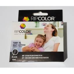 CARTUCHO RIPCOLOR EPSON T2002 NEGRO  XP100, XP200, XP300, XP400