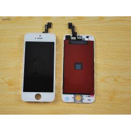 LCD+TOUCH SCREEN FOR IPHONE 5S BLANCA