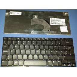 TECLADO NOTEBOOK DELL INSPIRON MINI 1012 1018 BLACK(MINI 10 SERIES)