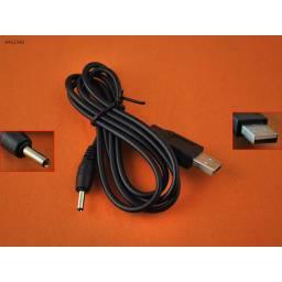 Cable usb a plug 3.5X1.35MM