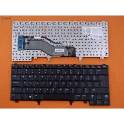 TECLADO NOTEBOOK DELL LATITUDE E6420 E5420 E6220 E6320 E6430 US