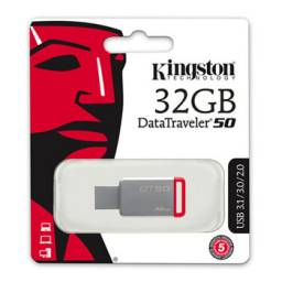 PENDRIVE KINGSTON 32 GB USB 3.0 USB 3.1, DT50/32GB