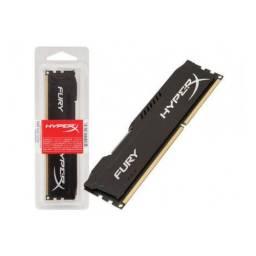 MEMORIA DDR3 4GB KINGSTON  HYPERX FURY BLACK- HX316C10FB/4-1600 MHZ