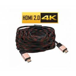CABLE HDMI 2.0 MACHO/MACHO 4K - 10 M