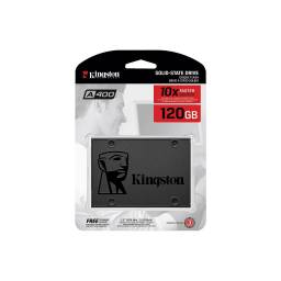 DISCO SOLIDO KINGSTON 120GB SSDNOW A400 -SA400S37/120G