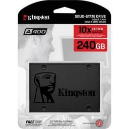 DISCO SOLIDO KINGSTON 240 GB SSDNOW A400 -SA400S37/240G