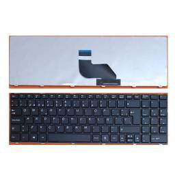 TECLADO NOTEBOOK  MSI CX640 CR640 CX640DX CR643 A6400  BLACK / SP