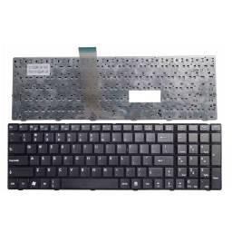 TECLADO NOTEBOOK  MSI CR650 BLACK