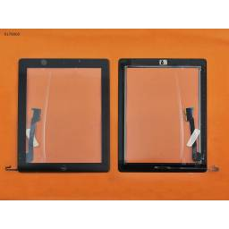 Touch Screen For iPad 4,BLACK Original TP+IC