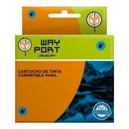 CARTUCHO WAYPORT HP 670 CYAN XL 14.6  ML