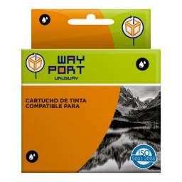 CARTUCHO WAYPORT HP 670 NEGRO XL 21.6  ML
